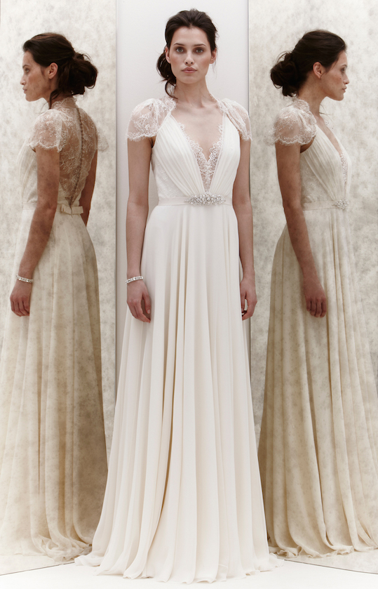 The Jenny packham wedding Dresses & Designs – Couture Pictures