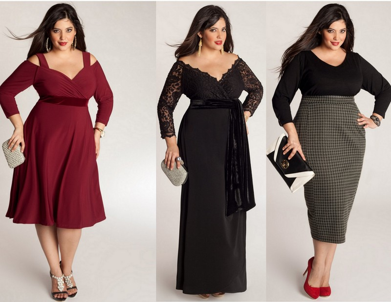 plus size fashion - couture pictures