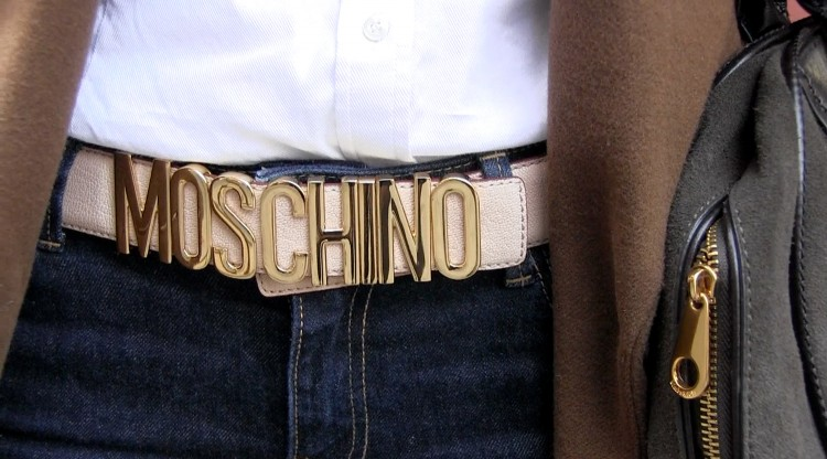 Moschino Belts Amp Designs Couture Pictures