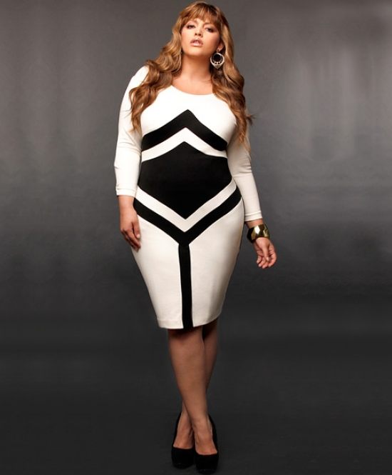 Plus Size Fashion Couture Pictures