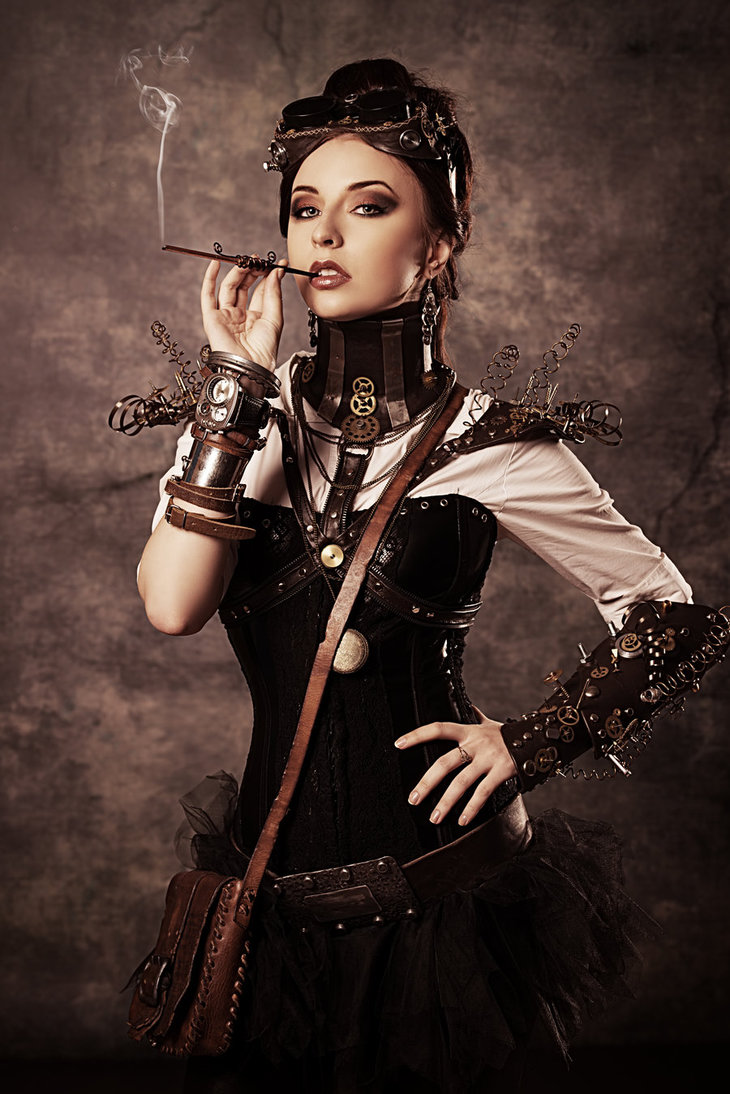 Steampunk Couture Pictures