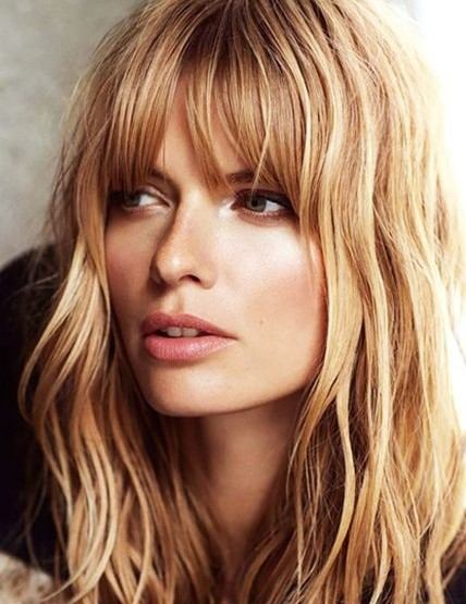 Layered-Hairstyles-with-Short-Bangs-Long-Haircuts-for-Women