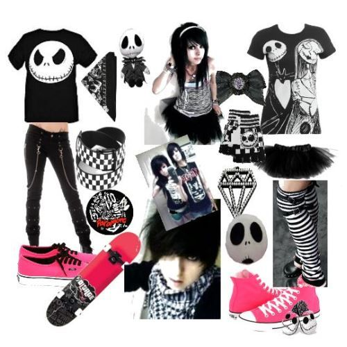 Emo Fashion Couture Pictures
