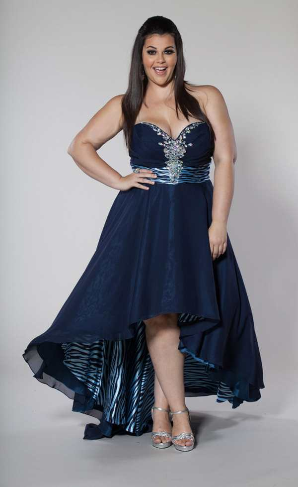 plus size dresses - couture pictures