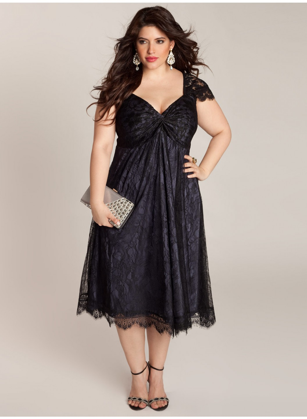 Cheap Plus Size Semi Formal Dresses  Cocktail Dresses 2016