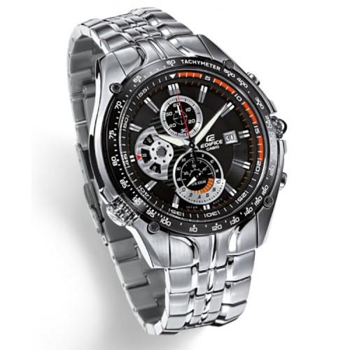 steel casio watches