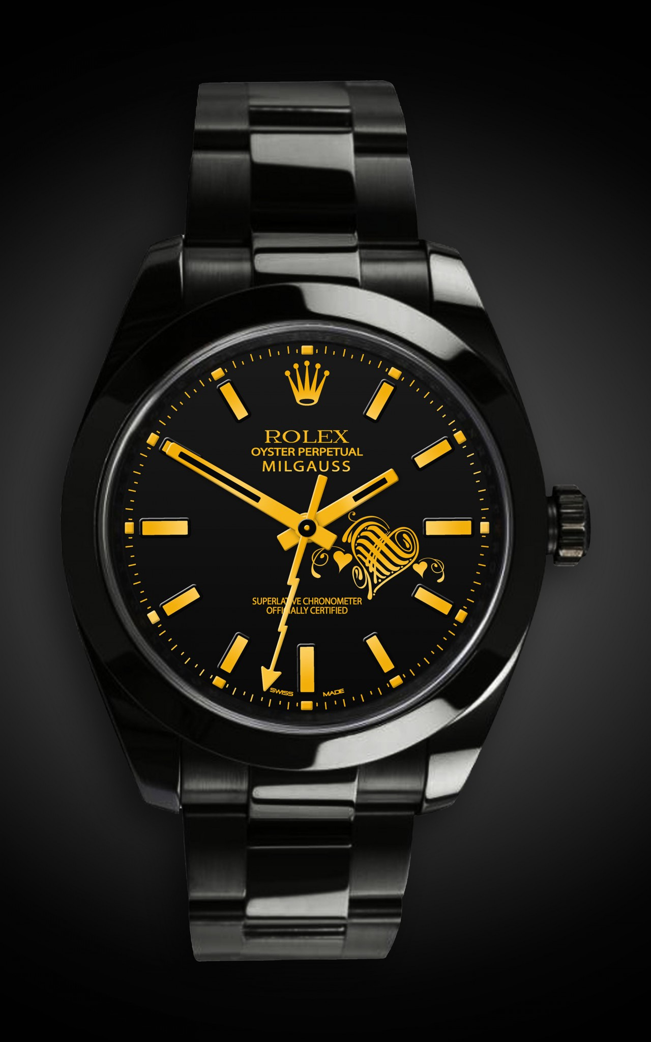 Rolex Has The Best Designer Tool Watches Couture Pictures