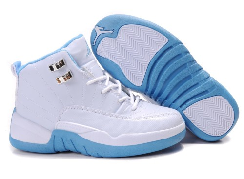 kids-shoes in white and sky blue colour