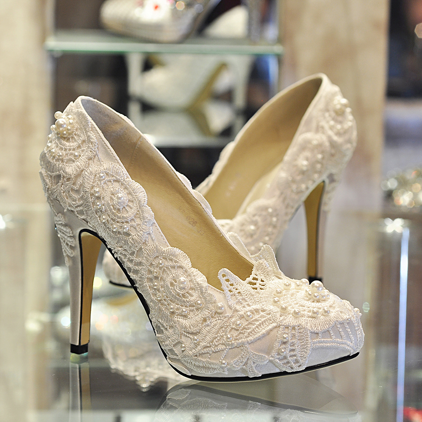 The Best Bridal Shoes On The Go!