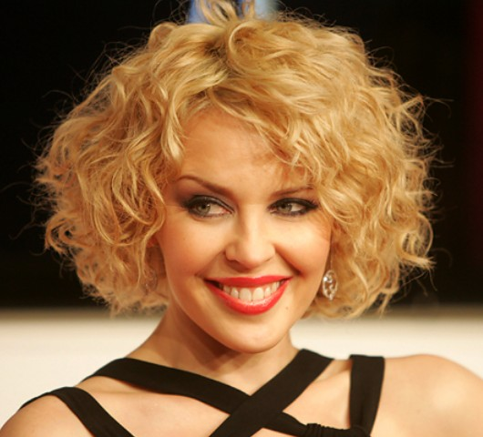 Curly Bob hairstyle