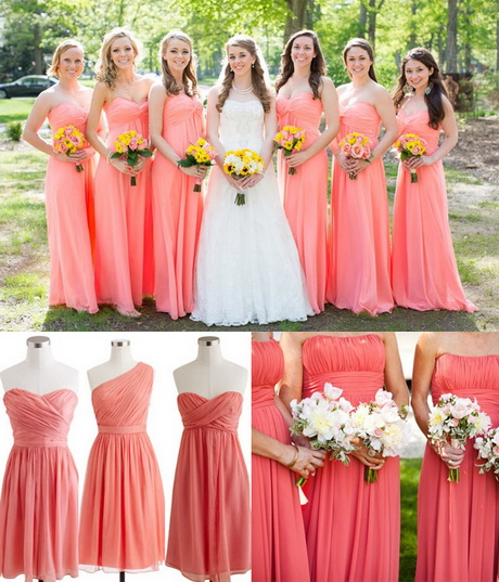 Bridesmaid Custom Dress