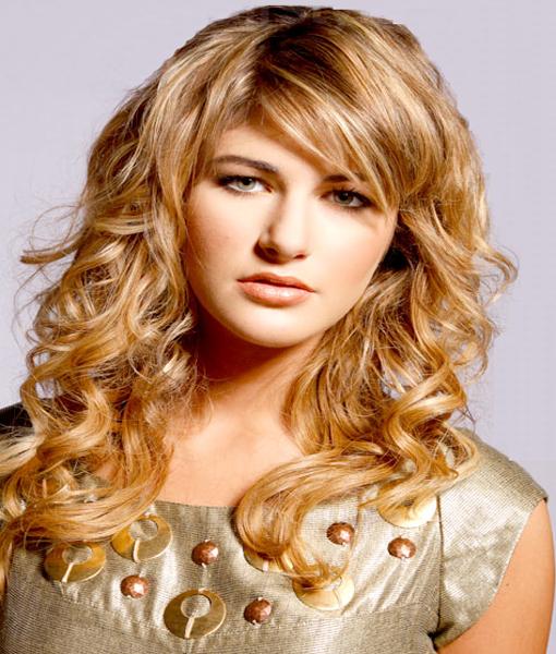 Vanilla hairstyle